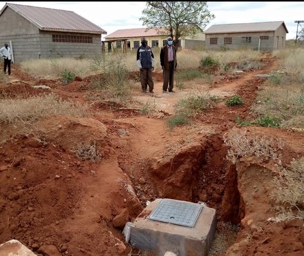 Ivonganya School Project